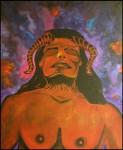 Obras de arte: America : El_Salvador : La_Libertad : Santa_Tecla : Homenaje a la Muerte - MI MUERTE