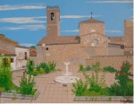 Obras de arte: Europa : España : Catalunya_Tarragona : Reus : Plaça de L'Esglesia