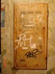 Obras de arte: Europa : España : Madrid : fuenlabrada : Puerta de contadores