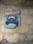 Obras de arte: Europa : España : Madrid : fuenlabrada : Cartel de Rallye