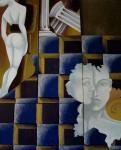 Obras de arte: America : Perú : Lima : Surco : Villa Jovis - Mount Tiberio
