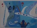 Obras de arte:  :  :  :  : Fondo marino no transalpino