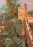 Obras de arte: Europa : España : Madrid : Madrid_ciudad : TORRE ALCAZAR DE LOS REYES CRISTIANOS CÓRDOBA    TIANOS CÓDOBA