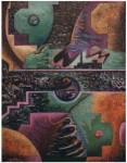 Obras de arte: America : Perú : Ucayali : PUCALLPA : Principio vital