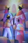 Obras de arte:  :  :  :  : Familia de Maiz