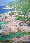 Obras de arte:  :  :  :  : Paisaje de la Costa Brava