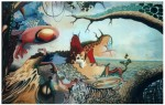 Obras de arte: America : Perú : Ucayali : PUCALLPA : Imagen biodiversa