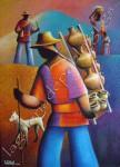 Obras de arte:  :  :  :  : Vendedor de Ceramica