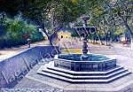 Obras de arte:  :  :  :  : Alameda del Calvario, Antigua