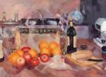 Obras de arte:  :  :  :  : Bodeg�n de naranjas en movimiento