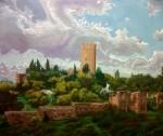 Obras de arte: Europa : España : Andalucía_Granada : almunecar : castillo