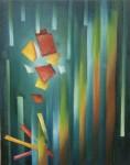 Obras de arte:  :  :  :  : LLUVIA EN LA CIUDAD