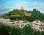 Obras de arte: Europa : España : Andalucía_Granada : almunecar : castillo velez
