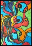 Obras de arte:  :  :  :  : Abrazo Multicolor