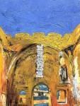 Obras de arte:  : España : Comunidad_Valenciana_Alicante : gandia : Sala capitular (Monestir de la Valldigna)