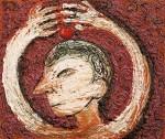 Obras de arte:  : España : Comunidad_Valenciana_Alicante : gandia : El nen de la cirera