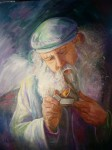 Obras de arte:  :  :  :  : El viejo fumador