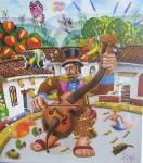 Obras de arte: America : Colombia : Santander_colombia : floridablanca : Macondo II