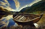 Obras de arte:  :  :  :  : El descanso del bote