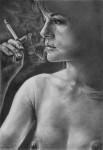 Obras de arte:  :  :  :  : Hay humo en tus ojos