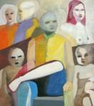 Obras de arte: America : Venezuela : Bolivar-Venezuela : Ciudad_Guayana_ : SOBRAO CON ADULANTES Y ENANOS