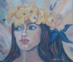 Obras de arte: America : Chile : Region_Metropolitana-Santiago : pirque : Mujer Polinesica