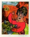 Obras de arte:  :  :  :  : La Costurera