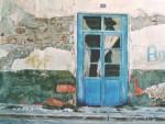 Obras de arte: Europa : España : Murcia : Lorca : PUERTA AZUL