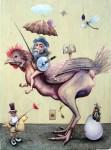 Obras de arte:  :  :  :  : cabalgando la crisis