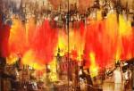 Obras de arte: America : Argentina : Buenos_Aires : ADROGUE : Heridas de la Tierra