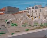Obras de arte: Europa : España : Catalunya_Tarragona : Reus : Les arcades