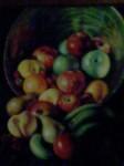Obras de arte: Europa : España : Castilla_La_Mancha_Albacete : Albacete : Mi primera pintura