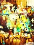 Obras de arte: America : Argentina : Buenos_Aires : ADROGUE : La Tierra Grita que Perdio el Destino