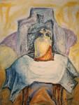 Obras de arte:  : España : Aragón_Zaragoza :  : la botella de mis abuelos