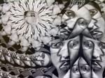 Obras de arte: Europa : España : Extremadura_Badajoz : badajoz_ciudad : Mirada Atencional (detalle2)