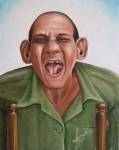 Obras de arte: America : Rep_Dominicana : Santiago : rep._imperial : CONTENTO