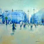 Obras de arte:  : España : Madrid : Boadilla_del_Monte : Puerta del Sol