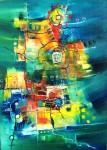 Obras de arte: America : Argentina : Buenos_Aires : ADROGUE : Sumergidos en el Juego