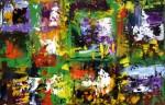 Obras de arte: America : Colombia : Cundinamarca : BOGOTA_D-C- : selva tropical