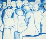 Obras de arte: America : Venezuela : Bolivar-Venezuela : Ciudad_Guayana_ : ESPERANDO LA LUZ