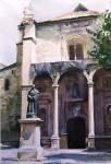 Obras de arte: Europa : España : Andalucía_Granada : Cenes_de_la_Vega : Iglesia Santo Domingo, Granada