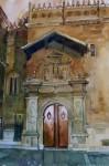 Obras de arte: Europa : España : Andalucía_Granada : Cenes_de_la_Vega : Capilla Real, Granada