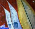 "Obras de arte: America : Perú : La_Libertad-Peru : Trujillo,_trujillo : "" Santos caballitos """
