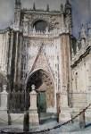 Obras de arte: Europa : España : Andalucía_Granada : Cenes_de_la_Vega : Catedral de Sevilla