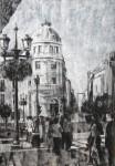 Obras de arte: Europa : España : Andalucía_Granada : Cenes_de_la_Vega : Hotel Victoria