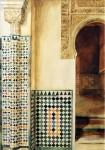 Obras de arte: Europa : España : Andalucía_Granada : Cenes_de_la_Vega : Columna Alhambra -2