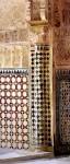 Obras de arte: Europa : España : Andalucía_Granada : Cenes_de_la_Vega : Columna Alhambra -3