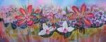 Obras de arte:  : Guatemala : Guatemala-region : Guatemala-ciudad : COLIBRIES