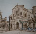 Obras de arte: Europa : España : Murcia : cartagena : Santo Domingo