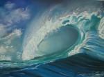 Obras de arte: Europa : España : Andalucía_Almería : Vera : Homenaje a Hokusai